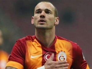 Sneijder: Fenerbahçe'de asla oynamam