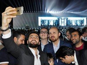 Fetih hazırlıklarını Bilal Erdoğan takip etti