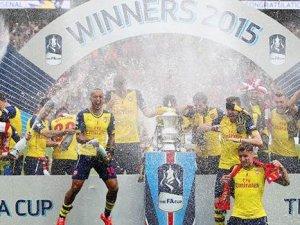 FA Cup finalinde Arsenal şovu!
