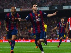 İspanya'nın Kralı Barcelona!