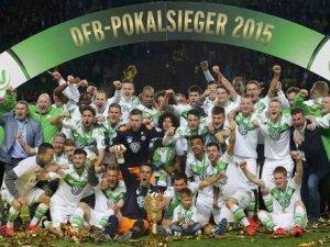 Wolfsburg tarih yazdı