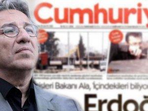 Can Dündar'dan Erdoğan'a: Devlet memuru değil gazeteciyiz!