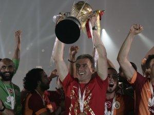 Galatasaray'dan dört dörtlük kutlama