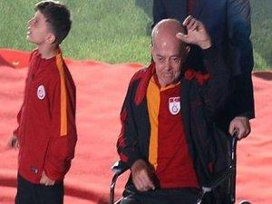 Galatasaray'ın kutlamasında Turgay Şeren de Arena'daydı