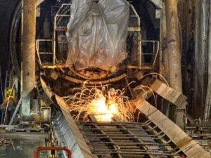 İstanbul metro inşaatında doğalgaz patlaması