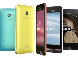 Asus Zenfone'da Selfie olacak mı?