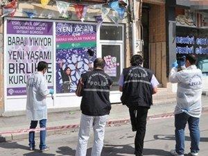 Eskişehir'de HDP'nin seçim bürosuna saldırı