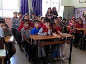 Sorgun'da öğrencilere ağız ve diş sağlığı eğitimi