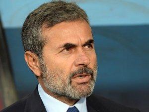 Fenerbahçe'de Aykut Kocaman bombası