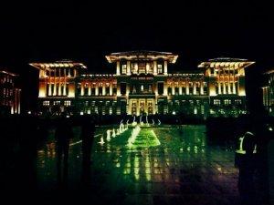 Ak Saray'ın toplam maliyeti 20 milyar lirayı buldu