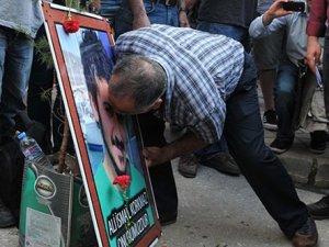 Ali İsmail Korkmaz dövüldüğü yerde anıldı