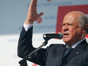 Bahçeli'den Cumhurbaşkanı Erdoğan'a sert eleştiri