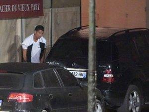 """Cristiano Ronaldo'ya """"çiş"""" cezası!"""
