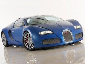 Bugatti'nin en nadir arabası: Bugatti Veyron Bleu satışta! -Özel Haber-