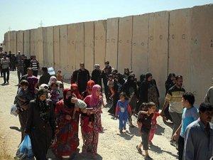 Türkmenler IŞİD'den kurtartılmayı bekliyor!