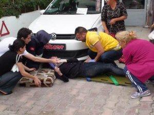 İstanbul'da minibüsçü dehşeti: 7 yaralı