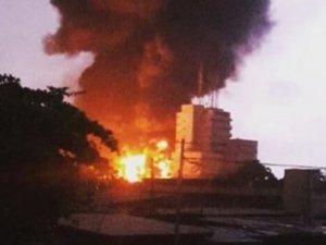 Gana'da benzin istasyonunda felaket: 78 ölü