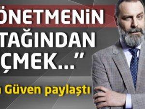 Ozan Güven'den gülme krizine sokan paylaşım!