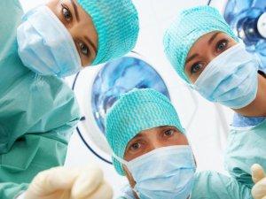 Çığlık çığlığa ameliyat