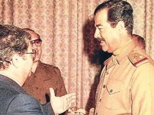 Saddam'ın sağ kolu hayatını kaybetti