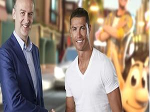 Hugo, Ronaldo'yla dönüyor