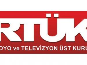 RTÜK yayın yasaklarını açıkladı