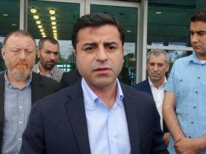 Selahattin Demirtaş'tan telefon açıklaması