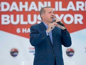 Cumhurbaşkanı Erdoğan'dan Selahattin Demirtaş'a zöür yanıtı