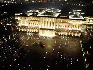 Erdoğan bin odalı Saray'ın yapılma sebebini açıkladı!