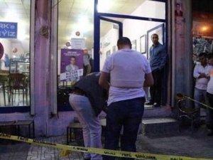 Diyarbakır'da kıraathaneye ateş açıldı: 3 yaralı