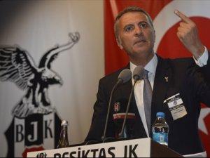 Beşiktaş Kulübü'nden 'Fikret Orman' açıklaması