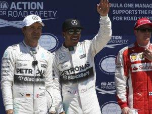 Lewis Hamilton'dan 7'de 6!