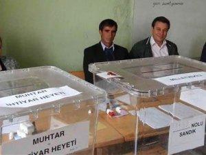 Bu köyde kimse oy kullanmadı