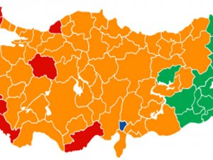 AKP 10 ili daha kaybetti