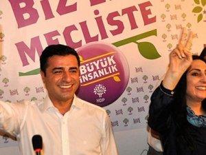 HDP nerede kutlama yapacak?