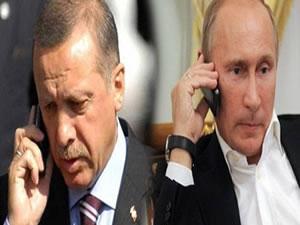 Putin, Erdoğan'ı arayıp tebrik etti!