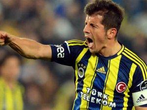 Emre 1 yıl daha Fenerbahçe'de