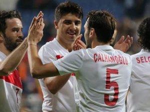 Türkiye 4-0 Bulgaristan