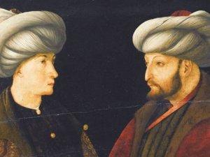 Fatih Sultan Mehmed portresi 8 Temmuz'da Londra'da