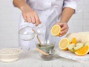 Cilt Lekelerine çözüm Limon Maskesi'nde!