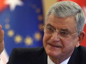 AB Bakanı Volkan Bozkır'dan Avrupa Parlamentosu'na tepki