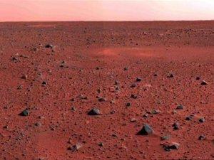 Kızıl Gezegende yaşam var mı?
