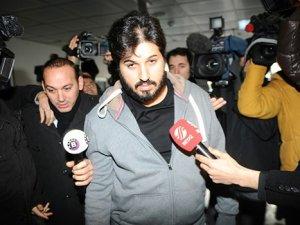 Zarrab'ın aracına tekmeye 5 yıl hapis istemi!