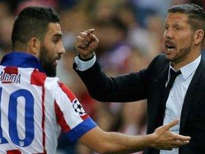 Arda Turan Atletico Madrid'den Gönderilecek!