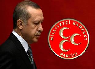 Cumhurbaşkanı Erdoğan MHP'yi istemiyor