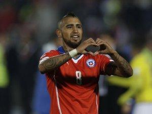 Concacaf'ın ilk galibiyeti Şili'den!