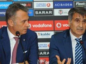 Beşiktaş'ta sportik direktörlük rafa kaldırıldı