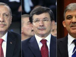Gül'den Erdoğan ve Davutoğlu'na koalisyon telefonu