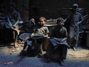 Türkiye'de 1 milyon çocuk işçi var