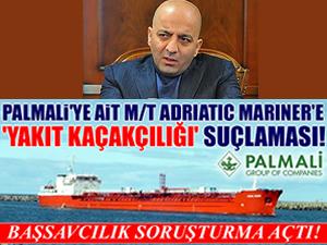 Palmali gemisine açılan 'Yakıt Kaçakçılığı Soruşturması' haberinin URL'si erişime kapatıldı